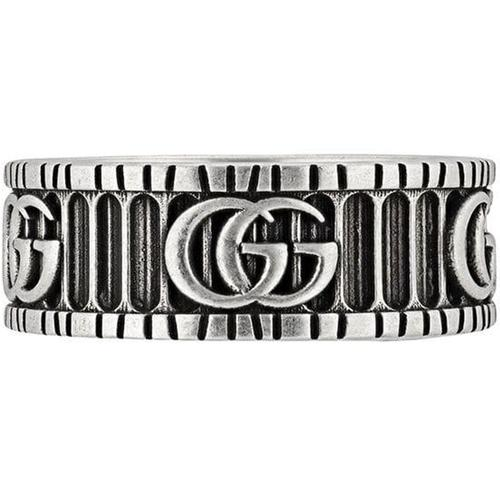 Gucci Ring mit GG-Motiv