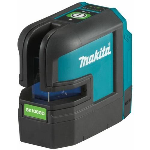 Makita - Akku-Kreuz-Linienlaser grün SK106GDZ | 12V max.