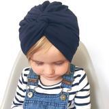 Chapeau Turban en coton pour nou...