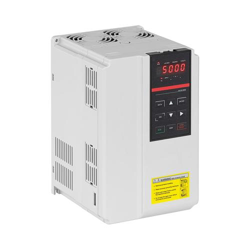 MSW Frequenzumrichter - 3,7 kW / 5 PS - 380 V - 50 - 60 Hz - LED MSW-FI-3700