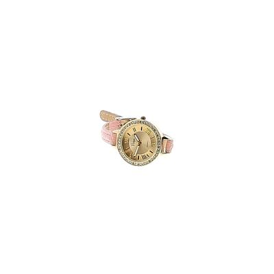 Vivani Watch: Pink Solid Accesso...