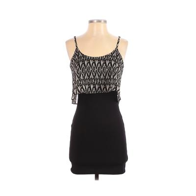 American Eagle Outfitters Casual Dress - Bodycon: Black Dresses - Used - Size X-Small