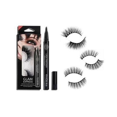 Lash and Eyeliner Kit: Miami/Three