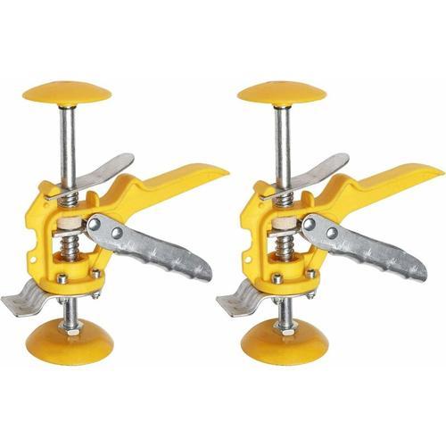 Nivellierer Nivellierer Nivellierer Hilfs-Fliesen-Nivellierwerkzeug Wand-Nivellierwerkzeug Obere