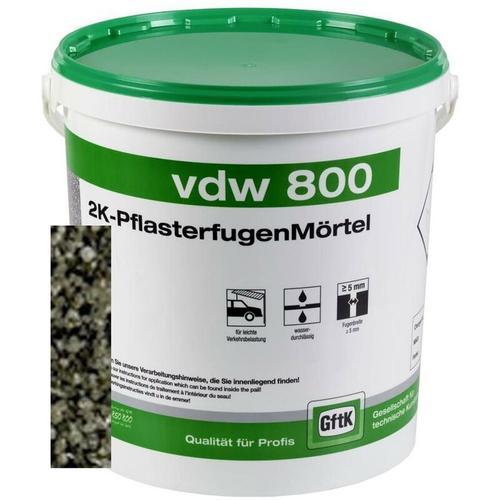 vdw 800 Pflasterfugenmörtel basalt 10kg