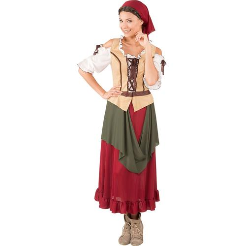 Kostüm Mittelalter Magd