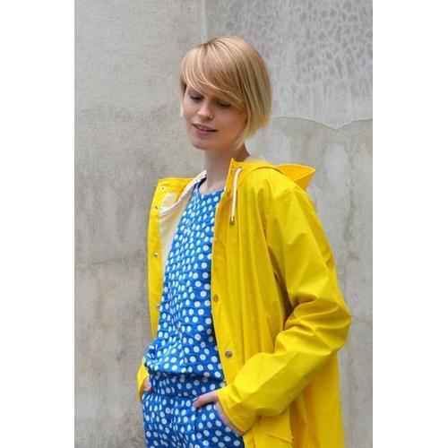 Rains Gelbe Jacke