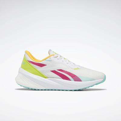 Reebok Women's Floatride Energy Daily Running Shoes in Pure Grey 1/Pixel Mint/Acid Yellow Size 8.5 - Running Shoes