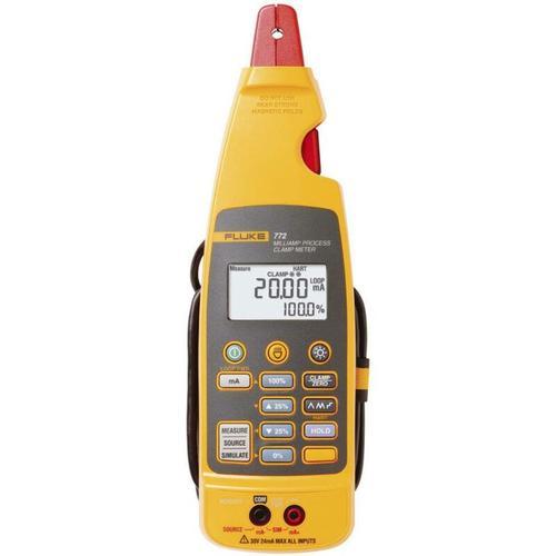 772 Stromzange, Hand-Multimeter digital Prozess-Stromausgabe CAT II 300V Anzeige (Counts): 1200