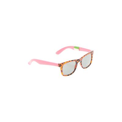 Sunglasses: Pink Solid Accessories