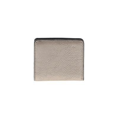 JEN & CO. - JEN & CO. Wallet: Gray Solid Bags