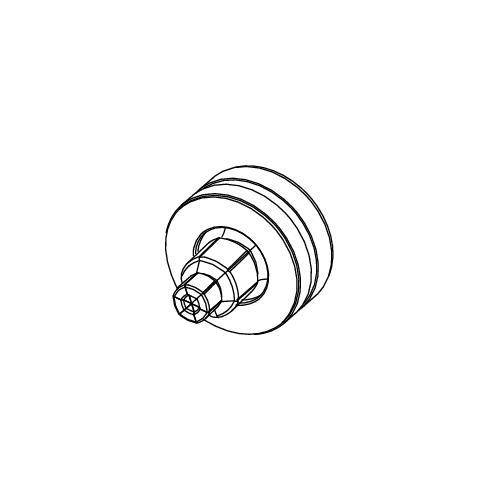 TECE Ersatzteil Aufweitkopf V 20 mm , 720043 720043