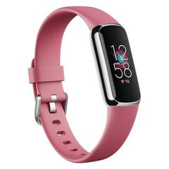 Fitbit Luxe Fitness & Wellness Tracker, Pink