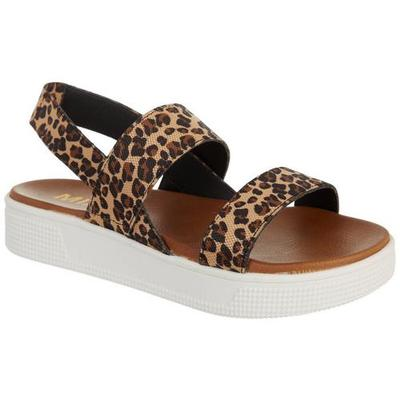 Mia Girls Lido Platform Sandals