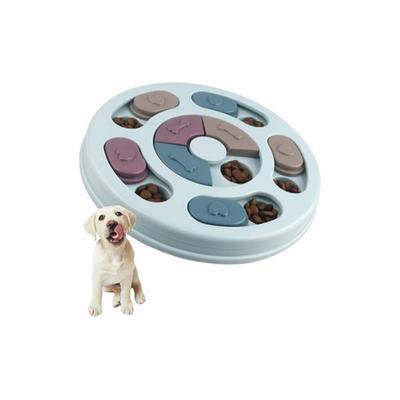 Jeu interactif gamelle et puzzle pour chien : x 1