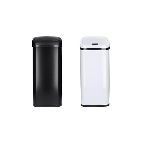 Mülleimer: Weiß / 30 Liter