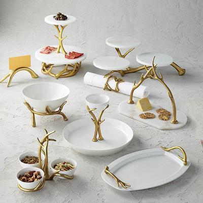 Antler Serveware Collection - Tw...