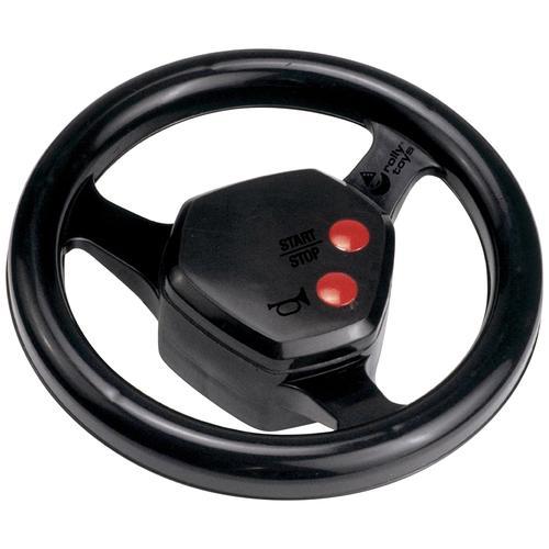 Rolly Toys Spielfahrzeug-Lenkrad Soundwheel, für Tretfahrzeuge schwarz Kinder Zubehör Kinderfahrzeuge