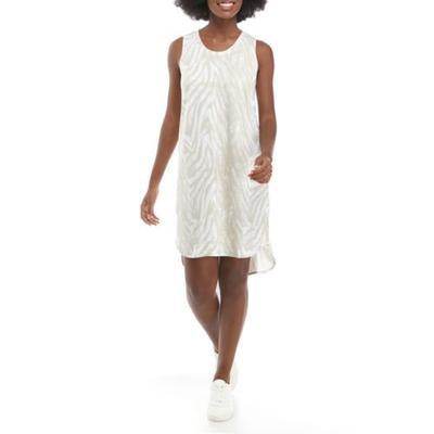 Wonderly Large Zebra Studio Women's Sleeveless Baby Dress