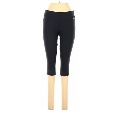 Avia Active Pants - Low Rise: Black Activewear - Size 8