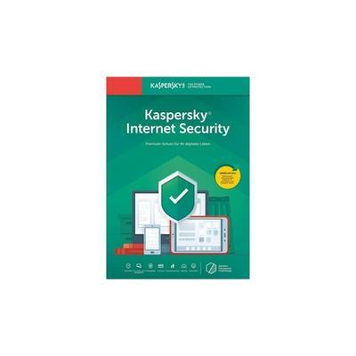 Antivirus Kaspersky Internet Security 2021 : 5 appareils / 1 an