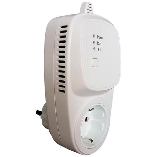 Römer Infrarot Heizsysteme Thermostat-Empfänger, für Funkthermostate weiß Thermostate Heizen Klima Thermostat-Empfänger