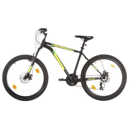 vidaXL Mountainbike 21 Gang 27,5 Zoll Rad 50 cm Schwarz