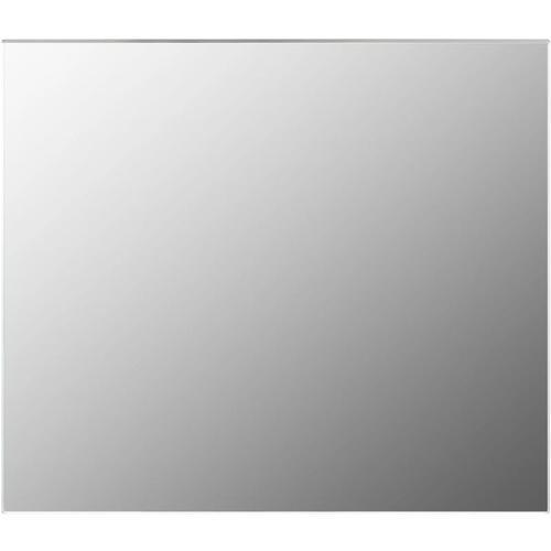 Rahmenloser Spiegel 80x60 cm Glas - Youthup