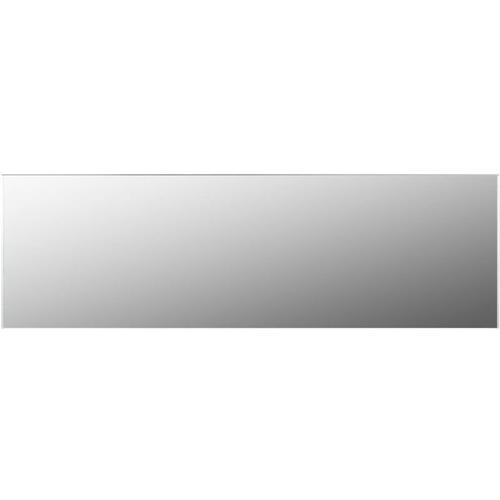YOUTHUP Rahmenloser Spiegel 140x40 cm Glas