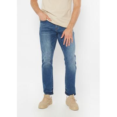 Rue21 Mens Dark Wash Bootcut Jeans - Size 34X30