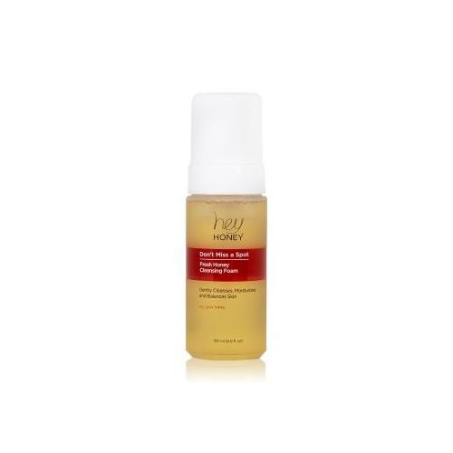 Hey Honey Don'T Miss A Spot! Fresh Honey Cleansing Foam Reinigungsschaum 150 ml