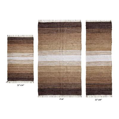 Richmond Gradation 3 Piece Area Rug Collection by Home Weavers Inc in Beige