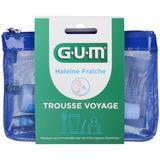 GUM® Trousse Voyage Haleine Fraî...