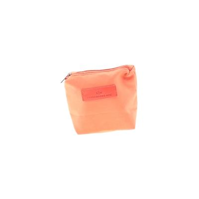 Expressions NYC Makeup Bag: Orange Solid Accessories