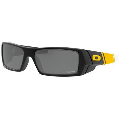 Men's Pittsburgh Steelers Oakley Gascan Sunglasses