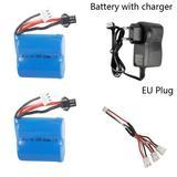 Batterie 3 en 1 avec chargeur, 7...