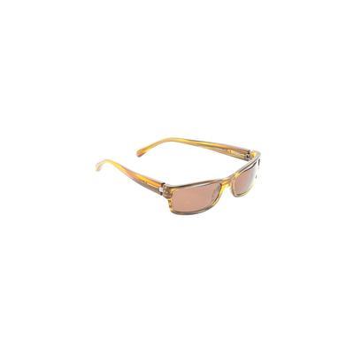 Mikli - Mikli Sunglasses: Brown Solid Accessories