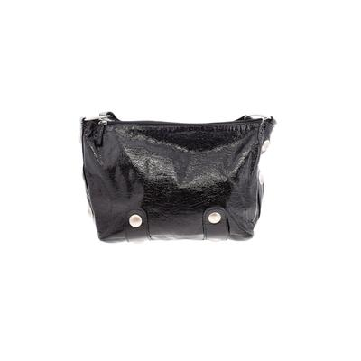 Fashion Express - Fashion Express Shoulder Bag: Black Solid Bags