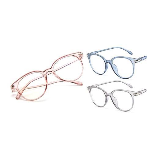 Anti-Blaulicht-Brille: Blau und Pink / 2
