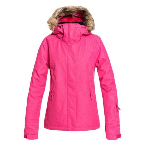 Roxy Snowboardjacke Jet Ski rosa Damen Jacken Mäntel
