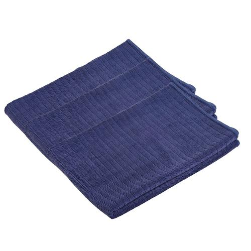 Gözze Mikrofaser Polier- und Geschirrtücher 3er Pack, 50 x 70 cm (royalblau)