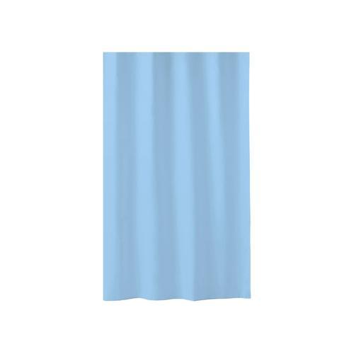 Kleine Wolke Duschvorhang Kito (240 x 180 cm, Azur)