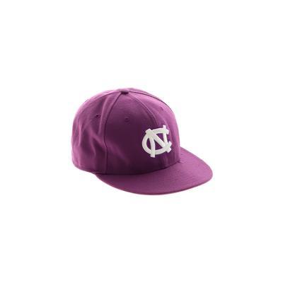 New Era Baseball Cap: Purple Acc...