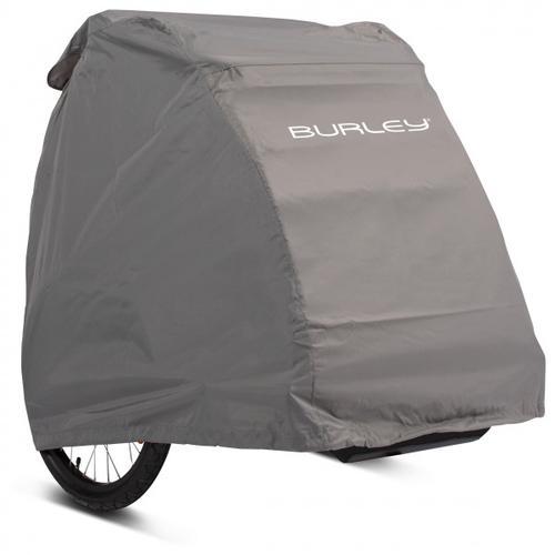 Burley - Abdeckung für Alle Kinderanhänger grau