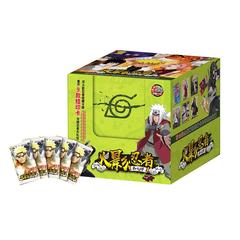 Cartes Anime Narutoes Shippuden Hinata Sasuke Itachi Kakashi Gaara, jouets de loisirs à