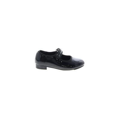 Dance Class Dance Shoes: Black Solid Shoes - Size 8