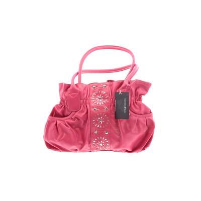Fashion Bug - Fashion Bug Shoulder Bag: Pink Solid Bags