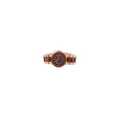 WEWOOD - WEWOOD Watch: Brown Solid Accessories