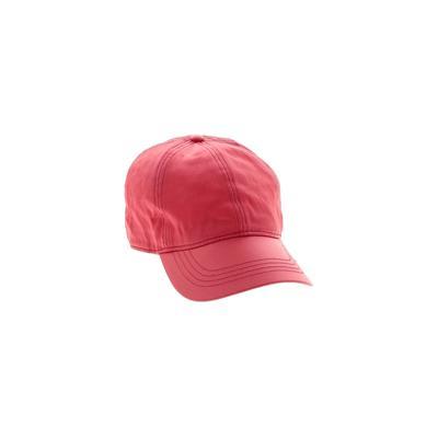 Assorted Brands Baseball Cap: Red Accessories