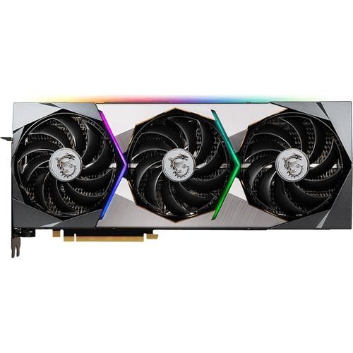 MSI GeForce RTX 3070 Ti SUPRIM X 8G (8GB), Grafikkarte